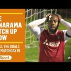 Vanarama National League Highlights Show | Matchday 19