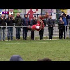 Llanrhaeadr Ym Mochnant 2–3 Bangor (Cwpan Cymru)