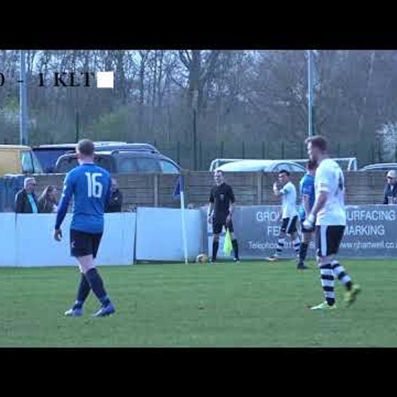 Stratford Town vs King's Lynn Town - GOALS