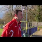 Post match interview Angels v AFC Hornchurch