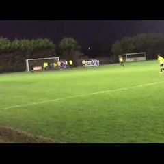 Marske United 0 vs 1 Frickley Athletic - 15/12/18 - Jacob Hazel
