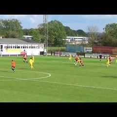 Banbury United Women v Buckingham Athletic - 17 Sep 2017 - Match Highlights