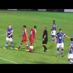 TONBRIDGE ANGELS VS HARROW BOROUGH - Match Highlights 23/08/2016