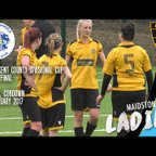 Maidstone Ladies Vs Tonbridge Ladies (05/02/17)