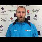 Boardman Reaction | Truro City | 18.11.2017