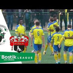 Haringey Borough F.C 3 - 0 AFC Sudbury [Full Highlights]