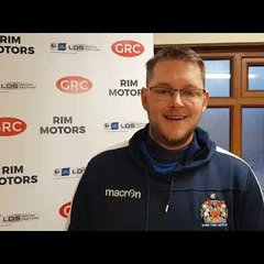 Barry Town Utd Ladies 5-0 Penybont FC post match reaction