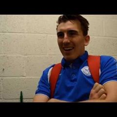 Thatcham Town FC vs Highmoor Ibis FC - Harry Grant Interview
