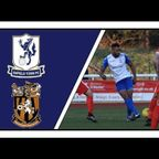 Enfield Town 2-0 Folkestone Invita 23/02/19 | Highlights