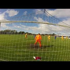 GOAL CAM: Squires Gate 2-6 Congleton Town