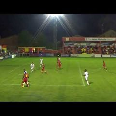 Banbury United v Weymouth  - 11 Sep 2018 - Match Highlights