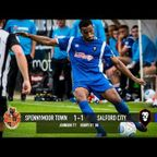 Spennymoor Town 1-1 Salford City - National League North 26/08