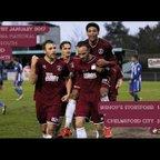 Highlights - Bishop's Stortford vs Chelmsford City