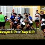 Key Biscayne Rugby U19 (12) vs Okapi Wanderers Rugby FC  U19  (36)