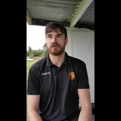 Alvechurch Mark Smith talks after Stourport draw