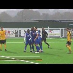 Goals Grays Athletic v Mildenhall Town 18/11/17
