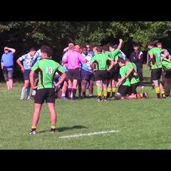Bracknell U16 v Warlingham U16 24th Sept 2017