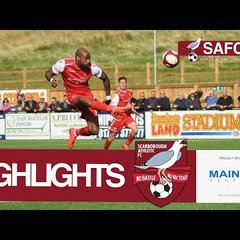 Highlights: Scarborough Athletic v Workington AFC - 02/09/2017