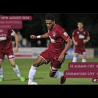 Highlights - St Albans City vs Chelmsford City