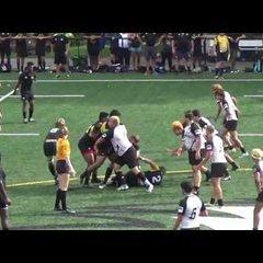 South Florida Lightning  Varity vs Okapi Wanderers Rugby FC Varsity RCT 06 2017