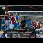Extended Highlights: Taunton Town 4-1 Salisbury