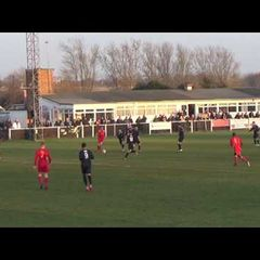 Banbury United 2 St Neots Town 1 - The Goals