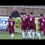 GOALS! Melksham Town 0 - 4 Paulton Rovers (12.01.19)
