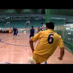 Manchester Futsal  vs Oxford City Lions Apr15 FA Futsal Super League (won 4-2)