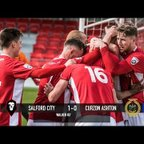 Salford City 1-0 Curzon Ashton - National League North 17/04