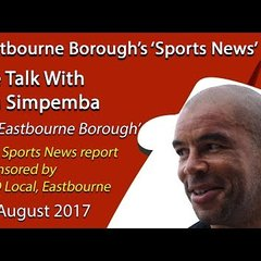 Ian Simpemba Talks About His New Role at Eastbourne Borough