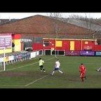 Banbury United U18s 8 AFC Rushden & Diamonds U18s 2