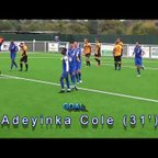 Grays Athletic v Cheshunt  Fc Goals