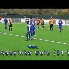 Grays Athletic v Cheshunt  Fc Goals