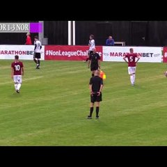 CTTV Highlights: Corby Town 2-5 Northampton Town: