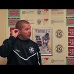 TONBRIDGE ANGELS VS HERNE BAY - Velocity Cup post match interviews 5/9/2017