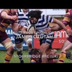 2017 James Otutaha Rugby Highlights