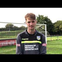 Carlton Town 1 Vs 2 Frickley Athletic - James Morris - 15/09/18