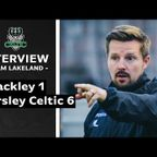 Thackley 1-6 Farsley (friendly)   Adam Lakeland on 3 wins from 3 so far this pre-season