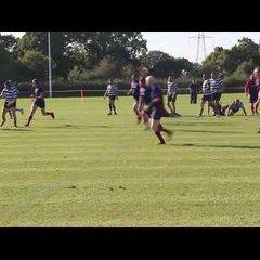Fawley 1st XV v Havant 3rd 20/10/18 Clip 1