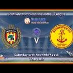 HIGHLIGHTS - Lingfield FC v Newhaven FC - League - 17-11-2018