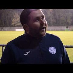 Thatcham Town FC vs Highmoor Ibis FC - Danny Robinson Interview