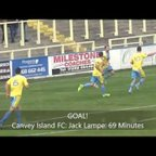 Canvey Island 1-2 Metropolitan Police - 08 October 2016