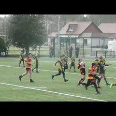 Pilkington Recs U13s v Woolston- Highlights