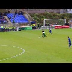 Bangor 0-1 Y Barri