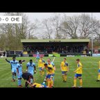 AFC Sudbury vs Cheshunt Highlights