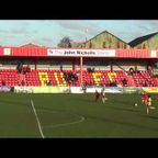 Banbury United Women v Barton United - 7 Jan 2018 - Highlights