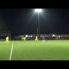 Radstock Town 1 - 2 Paulton Rovers (15.11.2018)