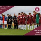 Chelmsford City 2 vs 1 St Albans City - Extended Highlights