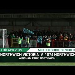 [NVTV][MID CHE CUP] Northwich Victoria Vs  1874 Northwich [HIGHLIGHTS]