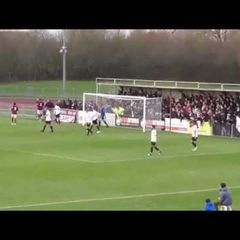Vanarama National League South goals | Chelmsford City | 2.12.17